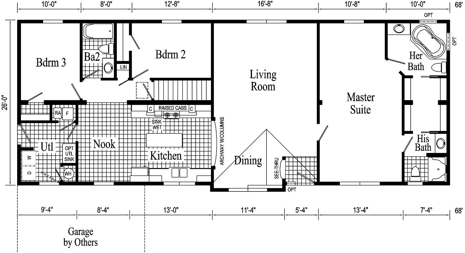 Custom Home Layouts And Floorplans Before After Photos
