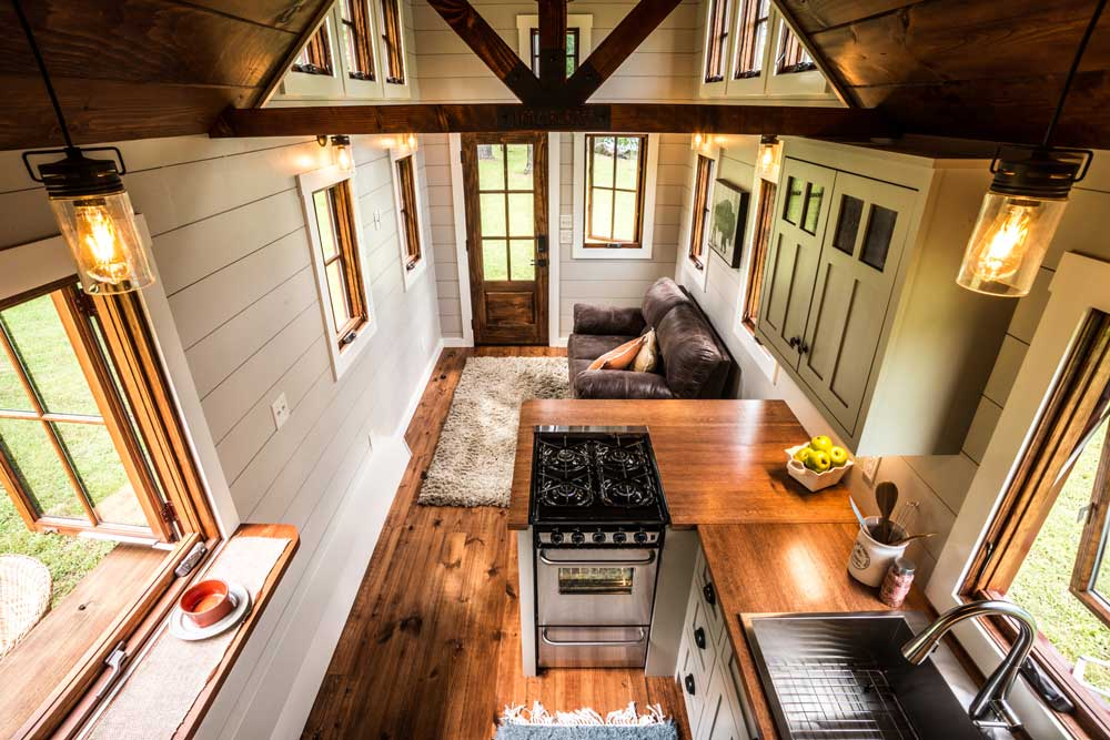 Alabama Custom Tiny Homes