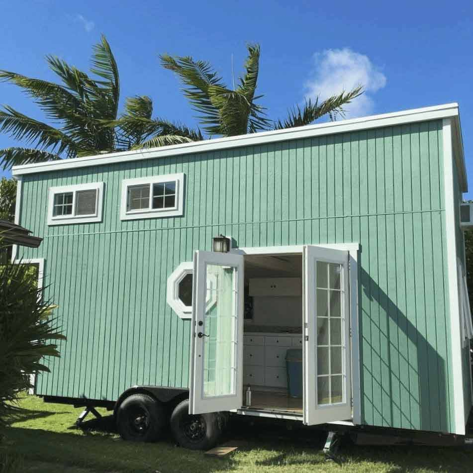 Hawaii Custom Tiny Homes