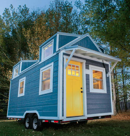 Indiana Custom Tiny Homes