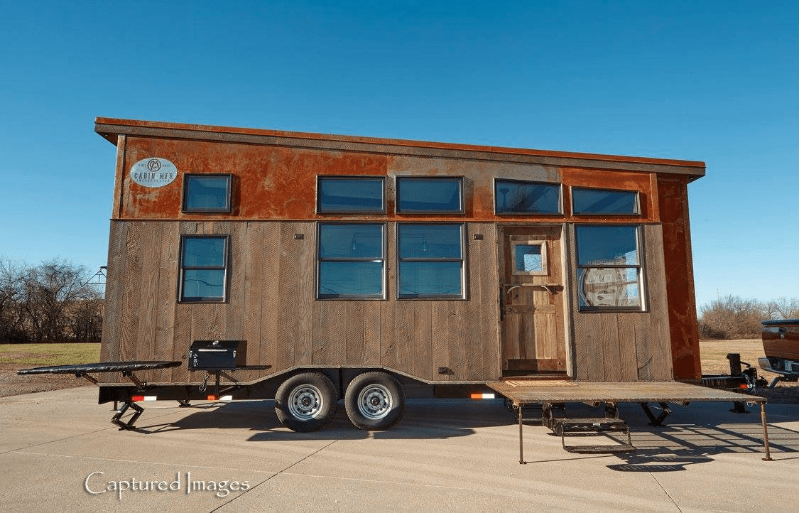 Kansas Custom Tiny Home