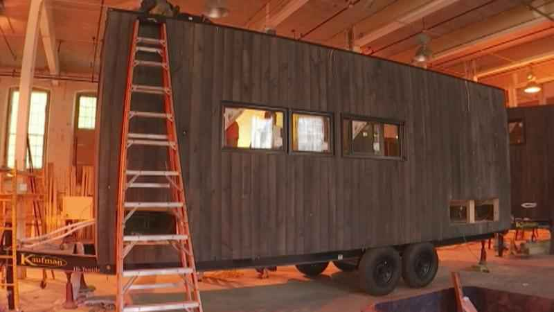 Massachusetts Custom Tiny Homes