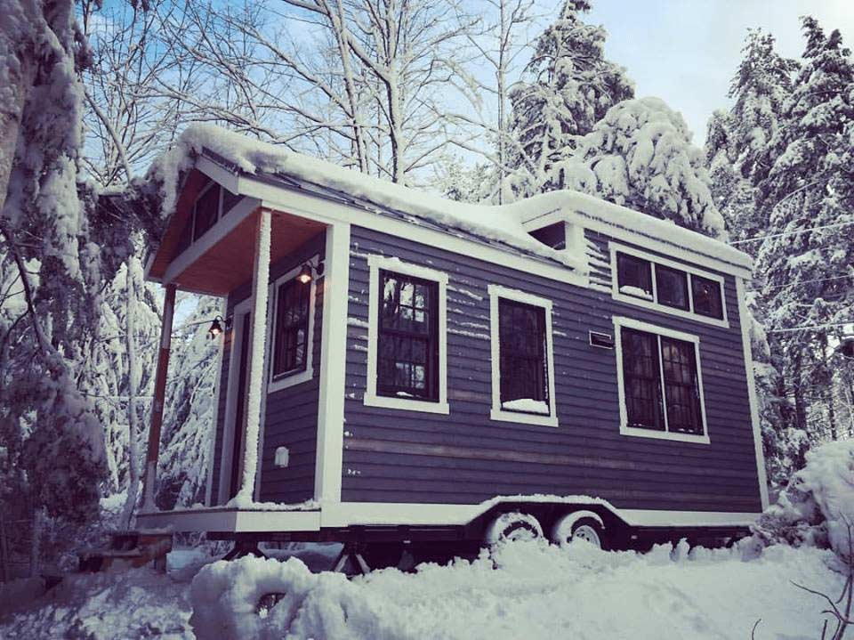 Maine Custom Tiny Homes