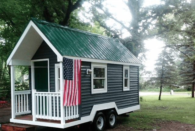 Minnesota Custom Tiny Homes