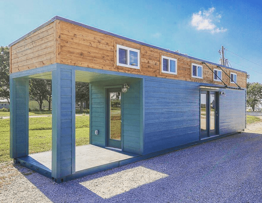 Missouri Custom Tiny Homes