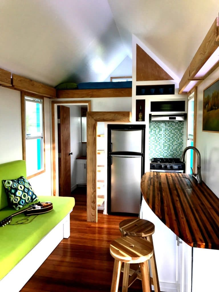 Mississippi Custom Tiny House