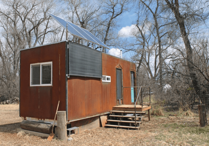 New Mexico Custom Tiny Homes