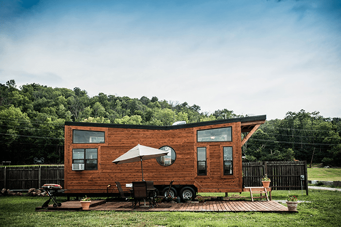 Ohio Custom Tiny Homes