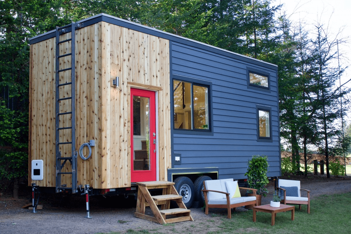 Oregon Custom Tiny Homes