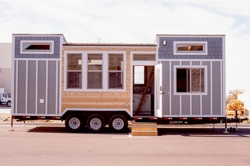 Utah Custom Tiny Homes