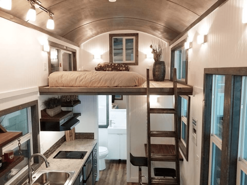 Tiny Home Interior Architecture