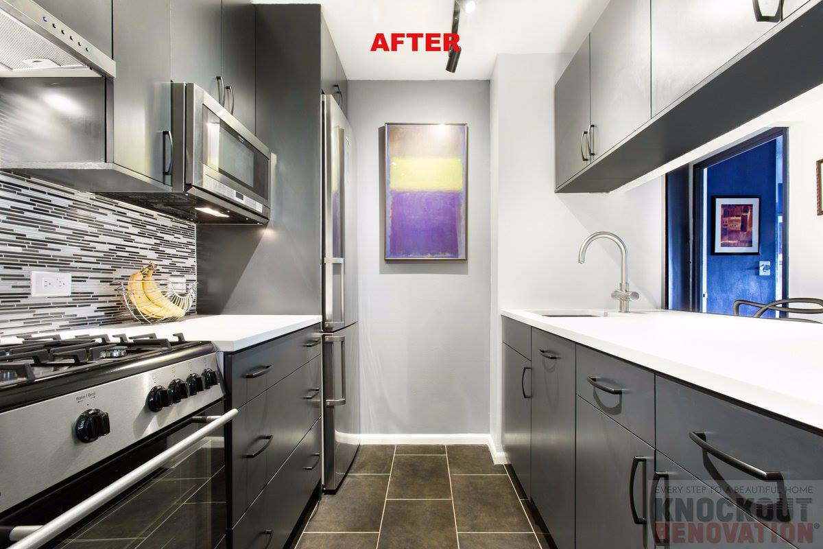 The Best Kitchen Remodeling Contractors In New York City Before After Photos