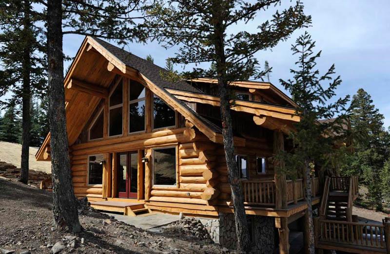 Enjoyable Best Log Home Builders Near Me Photos Reviews Download Free Architecture Designs Jebrpmadebymaigaardcom