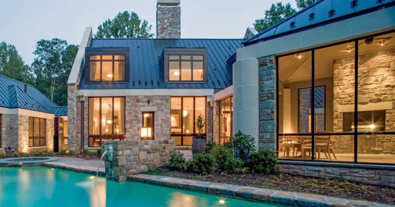 The Construction Company Has Received Numerous Awards Of Excellence From  HBAM For Its Luxury And Environmentally Friendly Custom Homes.