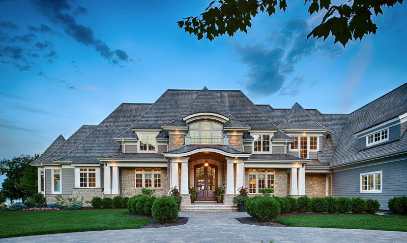 The Best Custom Home Builders In Minnesota Before After Photos