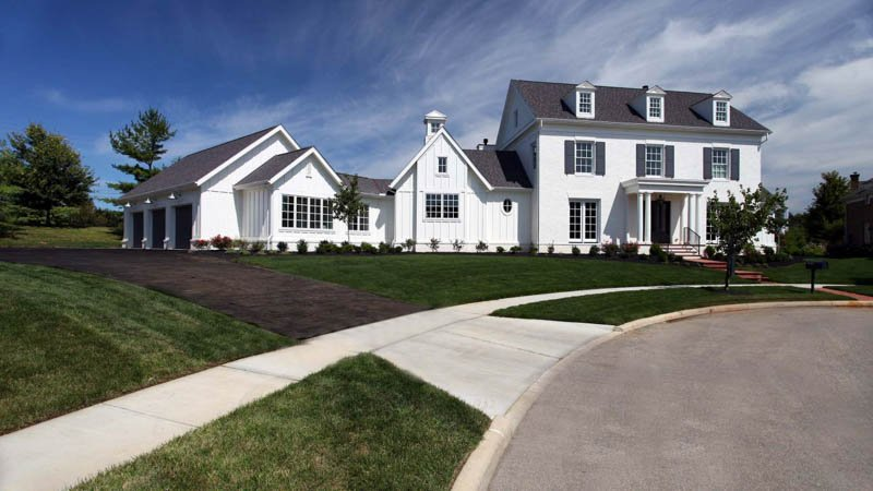 Best Custom Home Builders In Ohio Before After Photos