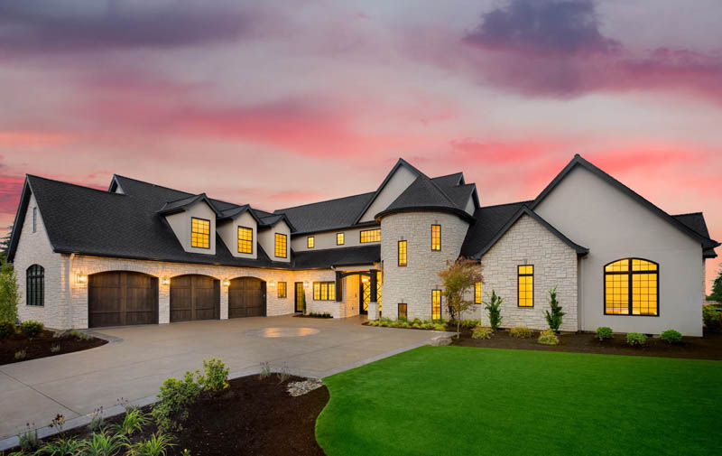 Services By Westlake Development Group Are Limited To New Home Construction That Is Energy Efficient And Green It Has Also Developed Expertise In Steep