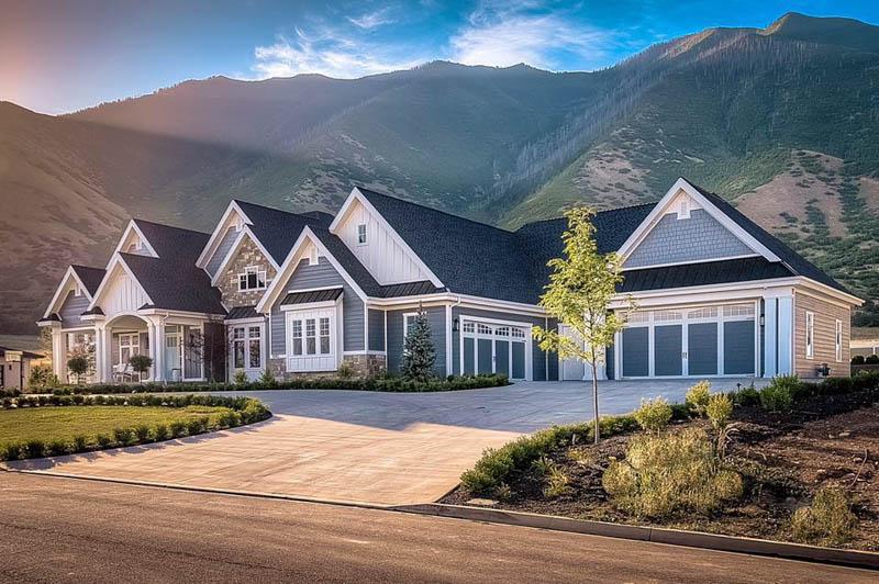 The Best Custom Home Builders In Utah Before After Photos