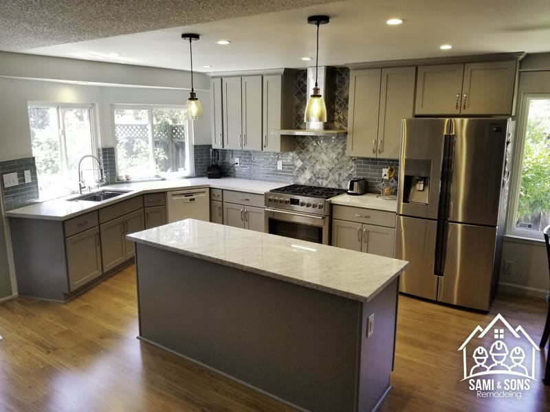 The Best Kitchen Remodeling Contractors In San Jose Photos
