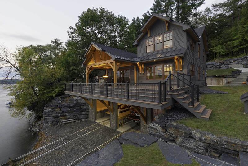 Custom Home Builders In Vermont