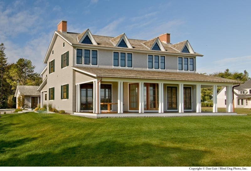 The Best Custom Home Builders In Maine Before After Photos